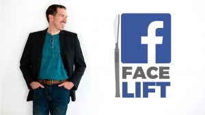 Five Minute Facebook Facelift